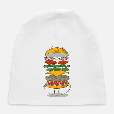 Sporty Sporty Fast Food - Baby Cap
