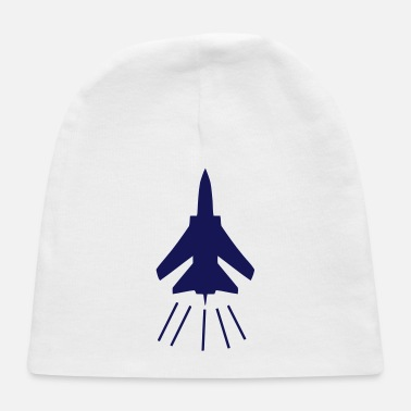 Fighter Jet fighter jet - Baby Cap