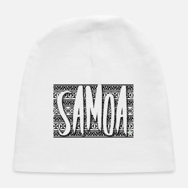 Tradition traditional Samoa - Baby Cap