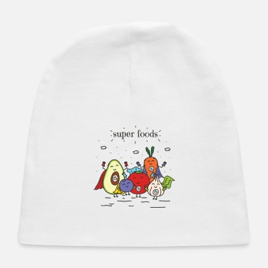 Occasion Super Foods Vegetables Healthy delicious Gift - Baby Cap