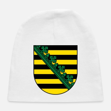 Coat Of Arms Saxony Coat Of Arms - Baby Cap
