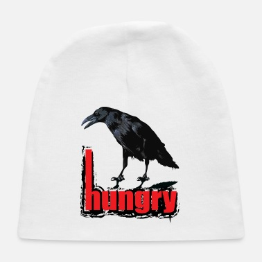 Hungry Hungry - Baby Cap