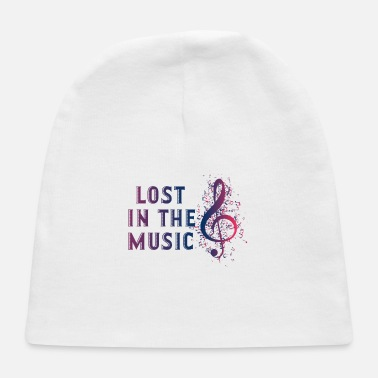 Music Perfect Gift For Music Lover. - Baby Cap