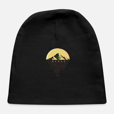 Mountains Mountain, Mountains - Baby Cap
