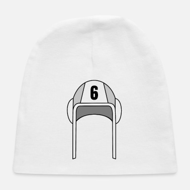 White Water Polo Cap Nr. 6 | Gift Idea for Players - Baby Cap