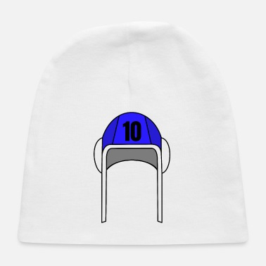 Blue Water Polo Cap Nr. 10 | Gift Idea for Players - Baby Cap