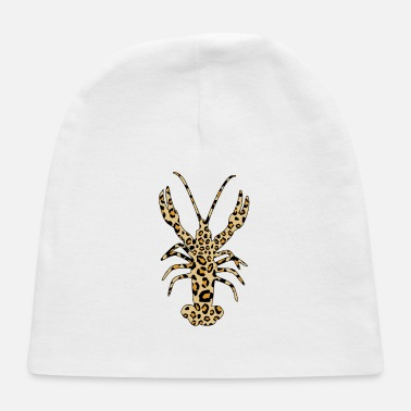 Crawfish Cheetah Print Crawfish - Baby Cap