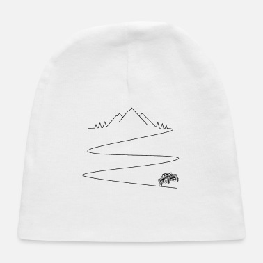 Alive SUV Mountain Trial Driftting I Gift Idea - Baby Cap