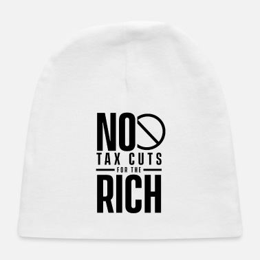 Wealth Tax The Rich - Baby Cap