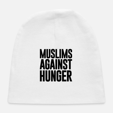 Hunger Muslims Against Hunger - Baby Cap