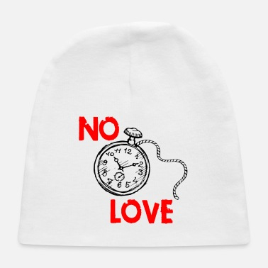 No Time NO TIME FOR LOVE - Baby Cap