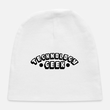 Technology Technology Geek - Baby Cap