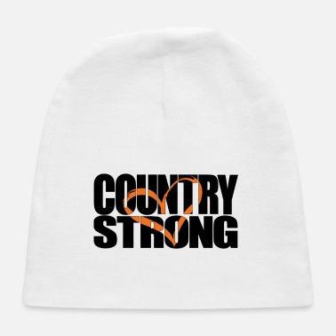 Country COUNTRY STRONG - Baby Cap