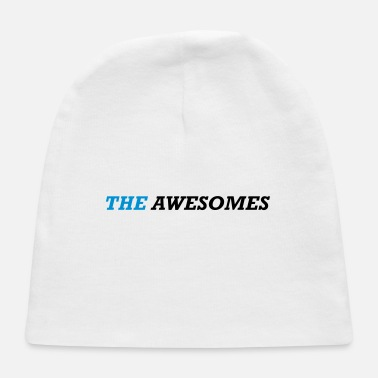 Awesomeness The Awesomes - Baby Cap