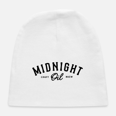 Oil midnight oil - Baby Cap
