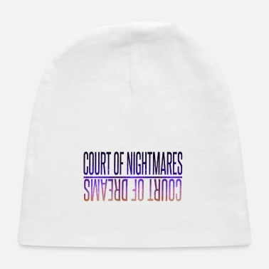 Court court of nightmares - Baby Cap