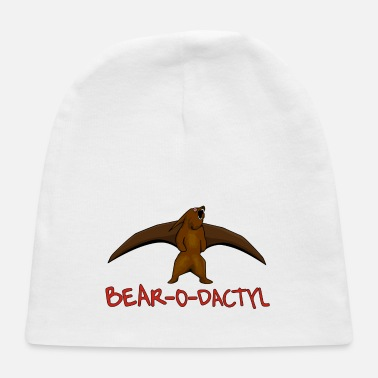 Bear O Dactly - Baby Cap