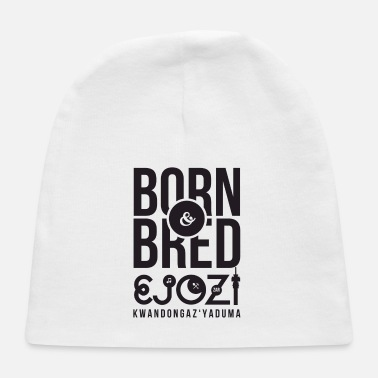 Bred Born and Bred in eJozi - Baby Cap
