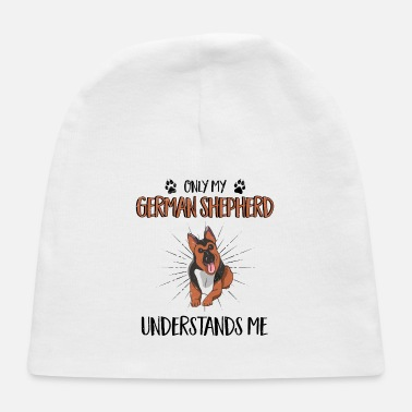 Police Dog German Dog Owner Police Dog Shepherd Dog - Baby Cap