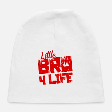 Brother Little Brother Brother - Baby Cap