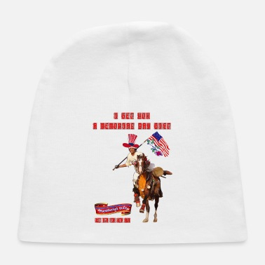 Orientalist Memorial day gifts 7 - Baby Cap