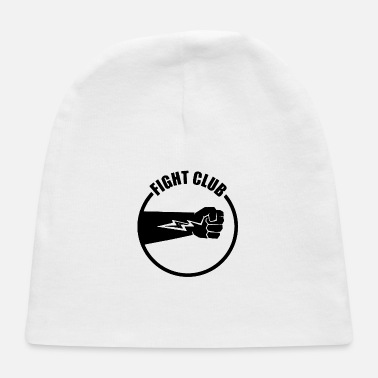 Hor fight club fist hor - Baby Cap