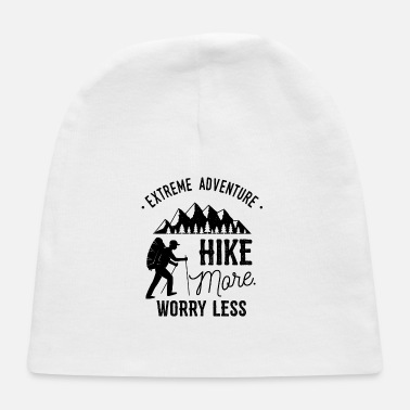 Clilmber hike more work less - Baby Cap