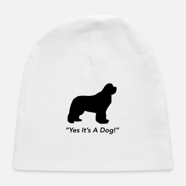 Yes Its A Dog! - Baby Cap