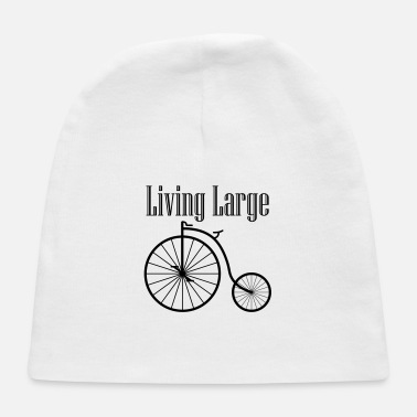 Large LIVING LARGE - Baby Cap