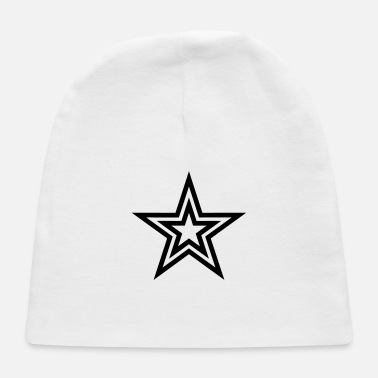 Star Star with a star - Baby Cap