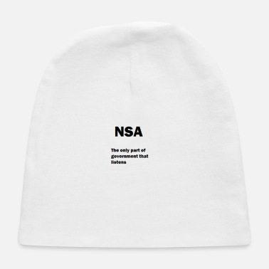 Nsa NSA Government Listening - Baby Cap