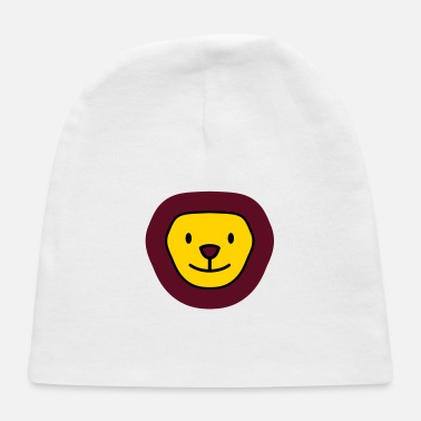 Good Pussy Laughing Lion - Baby Cap