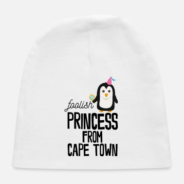 foolish Princess from Cape Town - Baby Cap