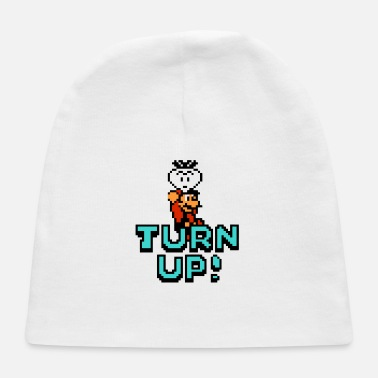 Turn On Turn Up - Baby Cap