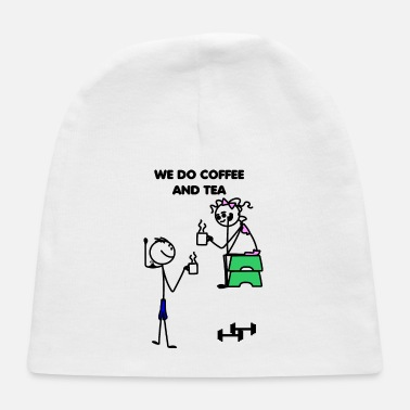 Exercise WE DO COFFEE AND TEA - Baby Cap