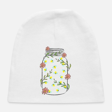 Jar Fireflies in Jar - Baby Cap