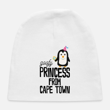 goofy Princess from Cape Town - Baby Cap