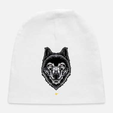 Protection Of The Protect Wolf - Baby Cap