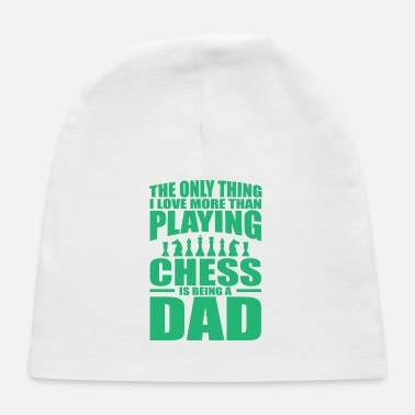 King The only thing i love more than playing gift - Baby Cap