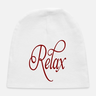 Relax Relax - Baby Cap