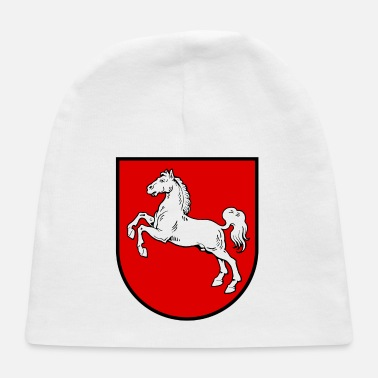 Saxony Lower Saxony Coat Of Arms - Baby Cap
