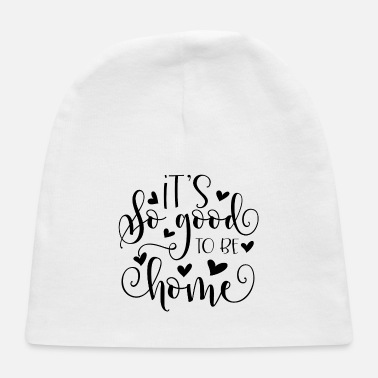 Stayhome #StayHome - Baby Cap