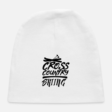 Cross Country Cross-Country - Baby Cap