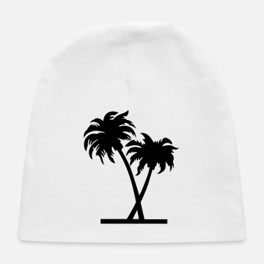 Palm Trees palm - palm tree - Baby Cap