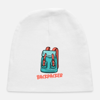 Backpacking Backpacker Backpack - Baby Cap