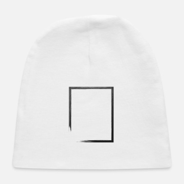 Rectangle Rectangle - Baby Cap