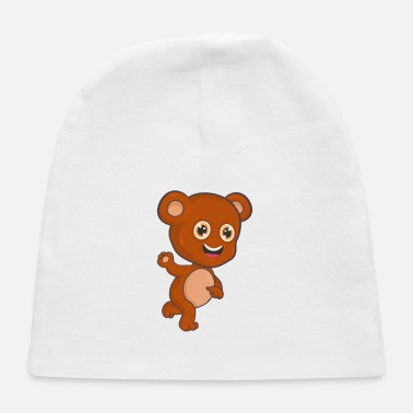 Teddy Bear Bear Teddy Bear - Baby Cap