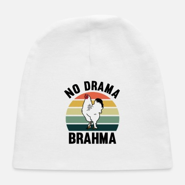 Brahma No Drama Brahma Chickens Rooster Chicken Owners - Baby Cap