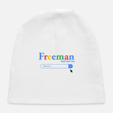 Pursuit Just ask Freeman Essential - Baby Cap