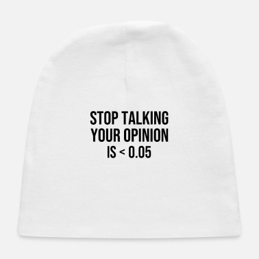 Student Data Science Gifts | Data Scientist Big Data Lover - Baby Cap